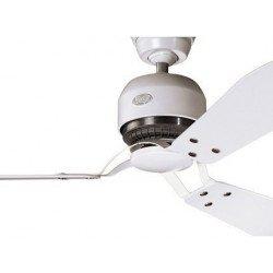 Ventilatore da soffitto, Industrie WE, 132 cm. bianco/acero, moderno, Hunter.