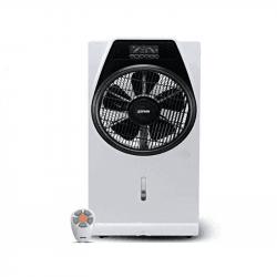 Nebulizzatore, Zephir, 30 cm, per interni ed esterni, con telecomando, Purline