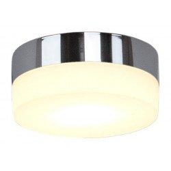 Kit luce,  EN3z BN, cromo spazzolato,  per ventilatori da soffitto Casafan delle serie: Eco Neo II, Eco Plano, Eco Dynamix.