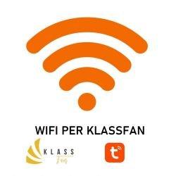 Comando Wifi per i ventilatori da soffitto Klassfan con Wifi ready