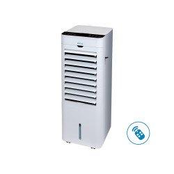 Raffrescatore evaporativo Rafy96/ dispositivo riscaldamento, bianco, 75 W freddo/ 2000 W caldo, timer, Purline.