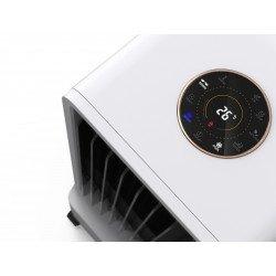Raffrescatore evaporativo Rafy SC, con sistema di raffreddamento permanente, 140W, 1000 m3/h, 5 litri, Purline.
