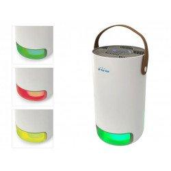 Purificatore dell'aria/ionizzatore HEPA, Fresh air 40,  filtro carbone attivo, lampada UV, Purline.