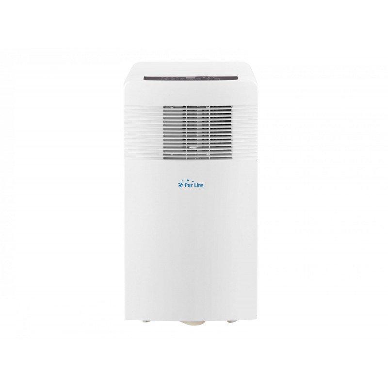Condizionatore portatile, Air Cooly 9000, bianco, potenza frigorifera 2250, classe A, Purline.