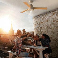 Ventilatore da soffitto/nebulizzatore, Splash, 132m, DC, silenzioso,Ip44, Lba Home