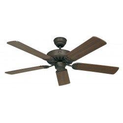 Ventilatore da soffitto, Classic Royal 103 BA, 103cm, marrone antico/noce/noce scuro, Casafan.