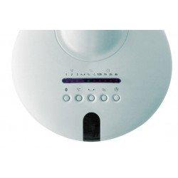 Ventilatore da parete,  Gordon, 40cm, con telecomando, regolabile in orizzontale e verticale, Vortice.