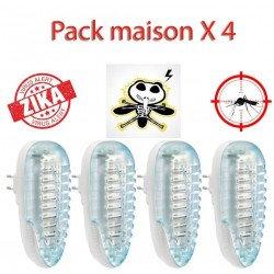 """Pack di apparecchi """"anti insetti"""", Z4P, per tutta la casa, Orieme."""