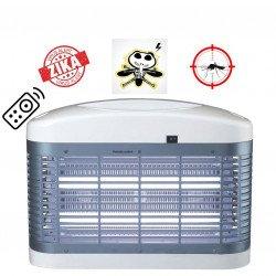 Lampada insetticida con luce UV, Z210, fino a 30mq, funzione turbo, ultra efficace, Orieme.