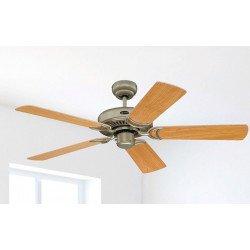 Ventilatore da soffitto, Monarch Titan,  122 cm, acero / titanio, Westinghouse.