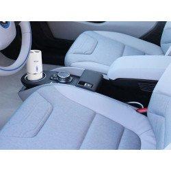 Purificatore dell'aria a vapore freddo, con filtro al carbone attivo, ideale per essere utilizzato in macchina.