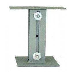 Supporto ventilatore da soffitto per controsoffitto, SST 35-65, regolabile da 350 mm a 650 mm