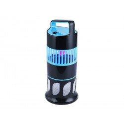 Apparecchio anti insetti,  Zzap Trap, nero e azzurro, ventola