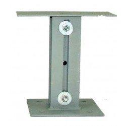 Supporto ventilatore da soffitto per controsoffitto, SST 12-20 , regolabile da 120 mm a 200 mm