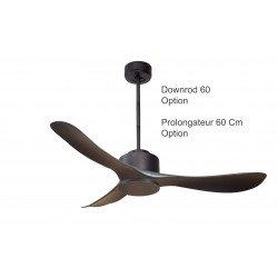 Ventilatore da soffitto, super destratificatore, Modulo, 132cm, DC, iper silenzioso, destratificatore, Klassfan
