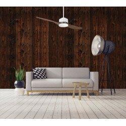 Ventilatore da soffitto, super destratificatore, 127cm, DC, potente, silenzioso, con termostato, moderno, Klassfan