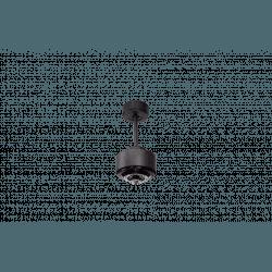 Motore DC1 per ventilatore della serie Modulo, DC, iper silenzioso, nero, Klassfan