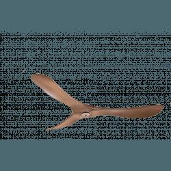 Set pale, P3, 132cm, per ventilatori della serie Modulo, legno/marrone, Klassfan