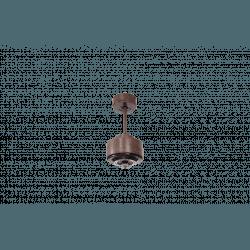 Motore DC2 per ventilatore della serie Modulo, DC, marrone, iper silenzioso, Klassfan