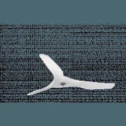 Set pale, P4, 127cm, per ventilatori della serie Modulo, bianche, Klassfan