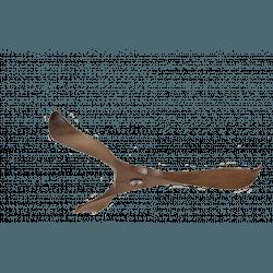 Set pale, P2, 132cm, per ventilatori della serie Modulo legno/marrone, Klassfan