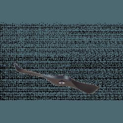 Un Set con 2 pale, P1, 106cm, per ventilatori della serie Modulo, nero (basalto), Klassfan