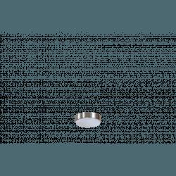 Kit luce, L1ch, per ventilatori della serie Modulo, cromato, Klassfan