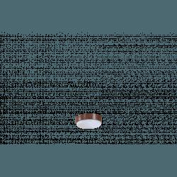 Kit luce, L1_wo, per ventilatori della serie Modulo, marrone, Klassfan
