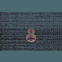 Motore DC2 per ventilatore da soffitto della serie Modulo, DC, marrone, asta corta, Klassfan