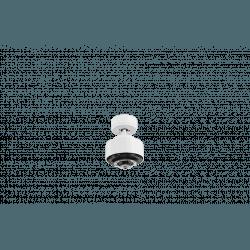 Motore DC4 per ventilatore da soffitto della serie Modulo, DC, bianco, asta corta, Klassfan