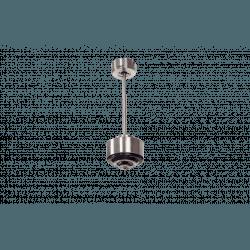 Motore DC3 per ventilatore della serie Modulo, DC, + asta di prolunga di 60cm, cromo, Klassfan