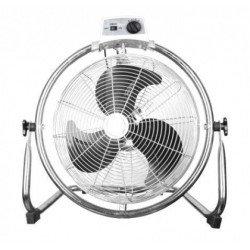 Ventilatore da pavimento industriale , Speed G40 , 50cm, 130 W max, alte prestazioni e velocitá, Lba Home