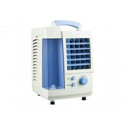 Raffrescatore evaporativo portatile/ da tavolo, Rafy 30, rinfresca ed umidifica l'ambiente, ideale per studi e uffici, Purline