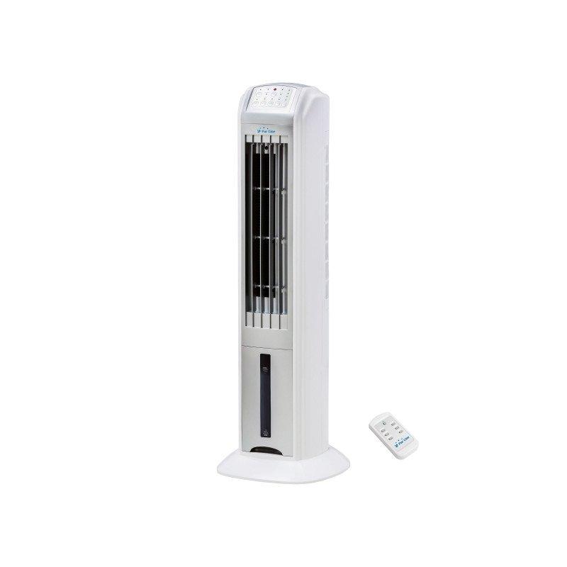 Raffrescatore evaporativo a torre/ ionizzatore, Rafy 79, facile da usare, 70 W, 3 velocitá, Purline.