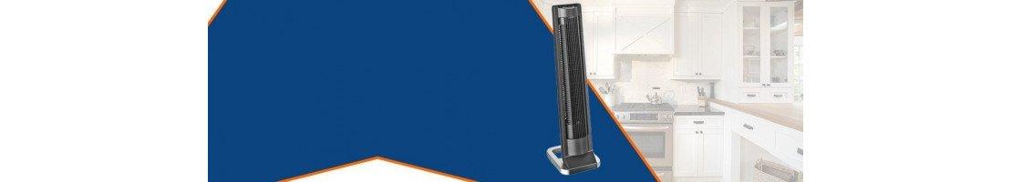 Ventilatori a torre: eleganti, moderni ed efficienti! FanBoutique