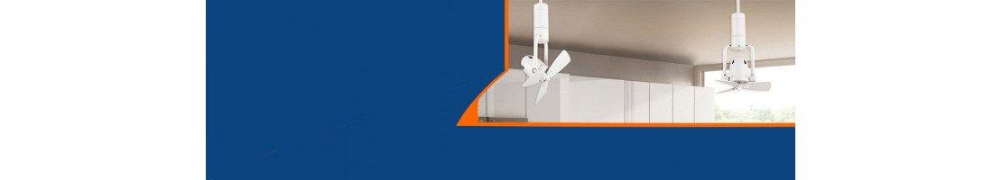 Ventilatore da parete. Pratici, potensi ed efficienti, con o senza telecomando. Solo su Fan Boutique.